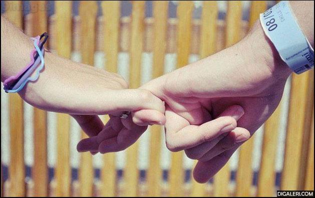 Gambar Pegangan Tangan Romantis Mawar Ku